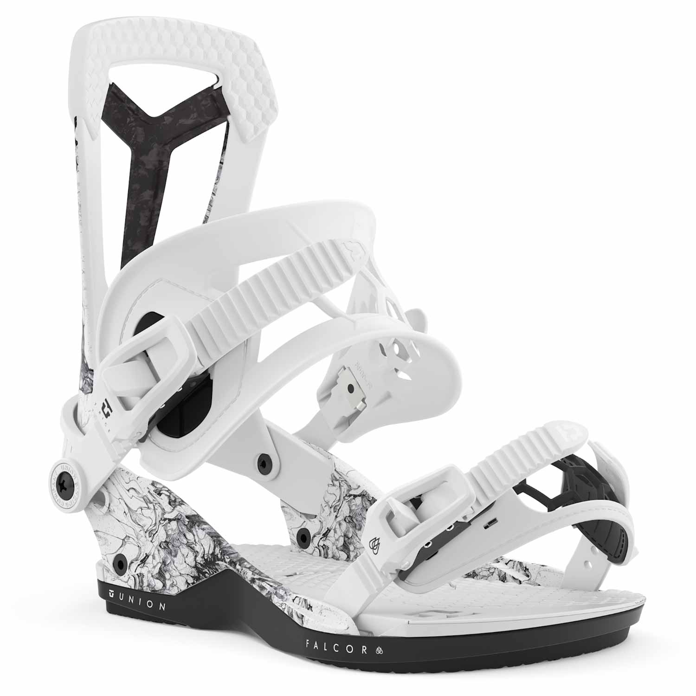 Union Falcor Snowboard Binding White 2020