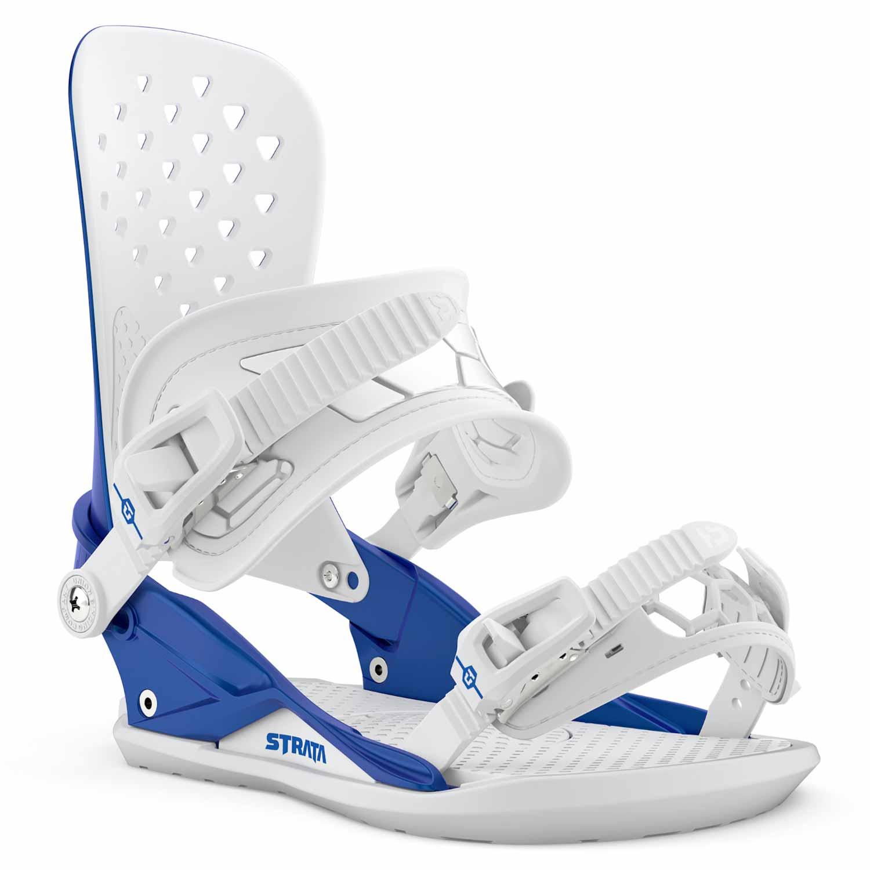Union Strata Snowboard Binding Metallic Blue 2020