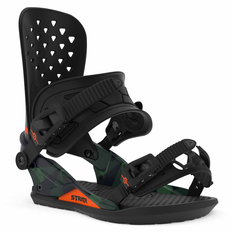 Union Strata Snowboard Binding Camo 2020