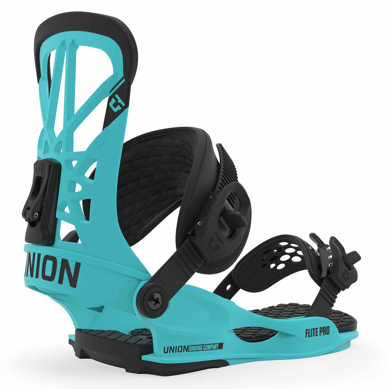 Union Flite Pro Snowboard Binding Hyper Blue 2020