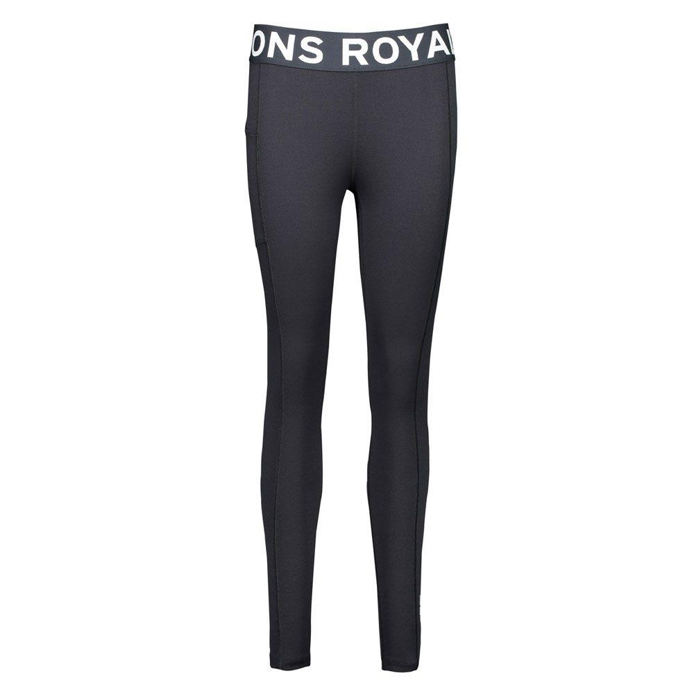 Mons Royale La Glisse Midweight Legging Black 2018