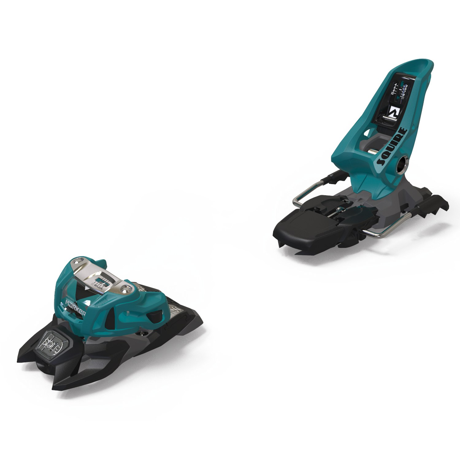 Marker Squire 11 ID Ski Binding Teal/Black 2020