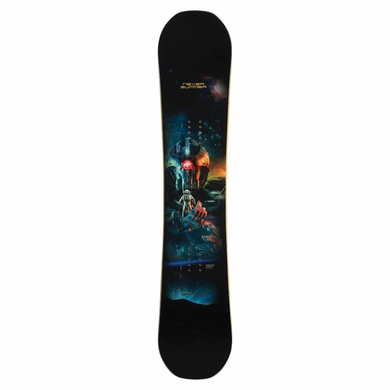 Never Summer Bantam Snowboard 2020