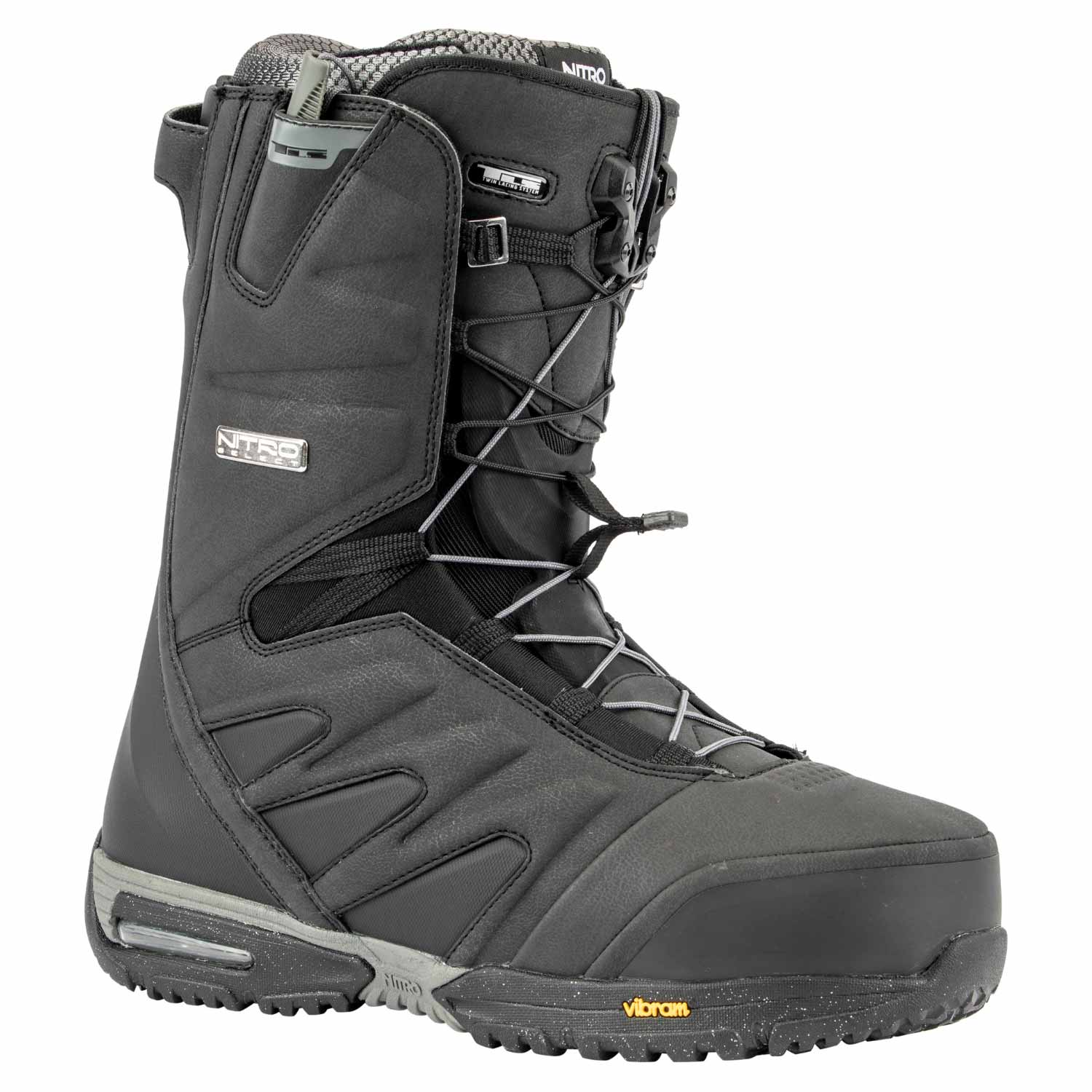 Nitro Select TLS Snowboard Boot Black 2020