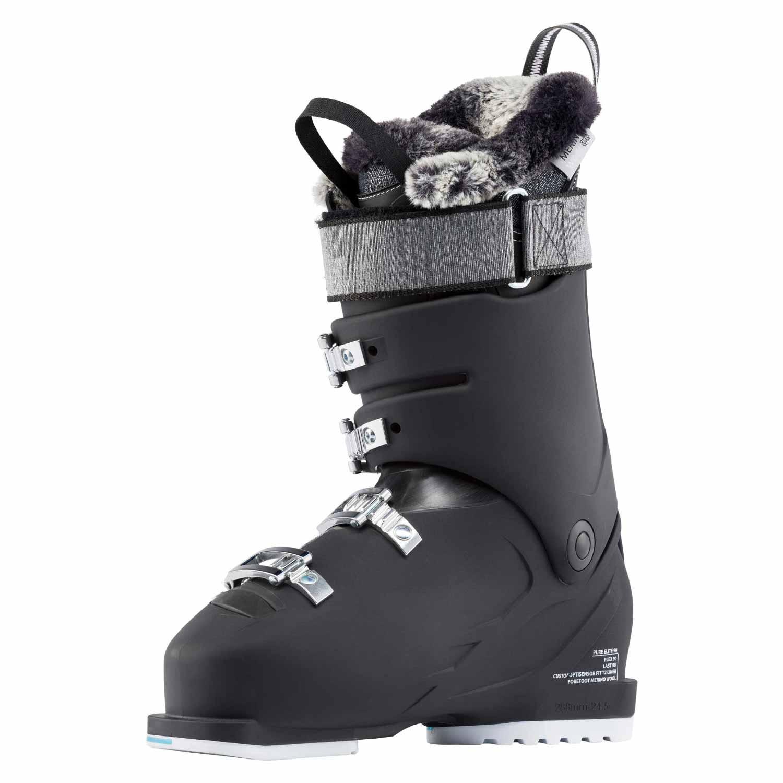 Rossignol Pure Elite 90 W Ski Boot Night Black 2020
