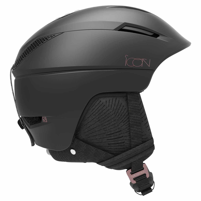 Salomon Icon² Custom Air Helmet Black 2020
