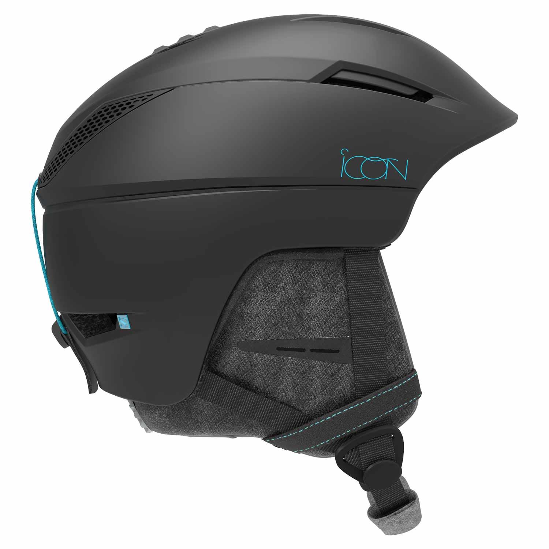 Salomon Icon² M Helmet Black 2020