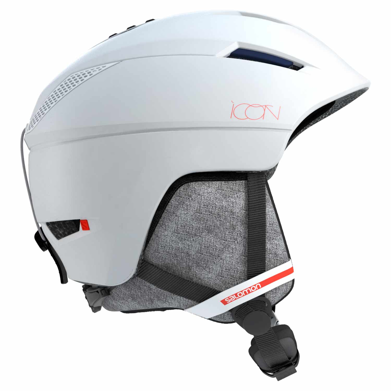 Salomon Icon² M Helmet White Pop 2020