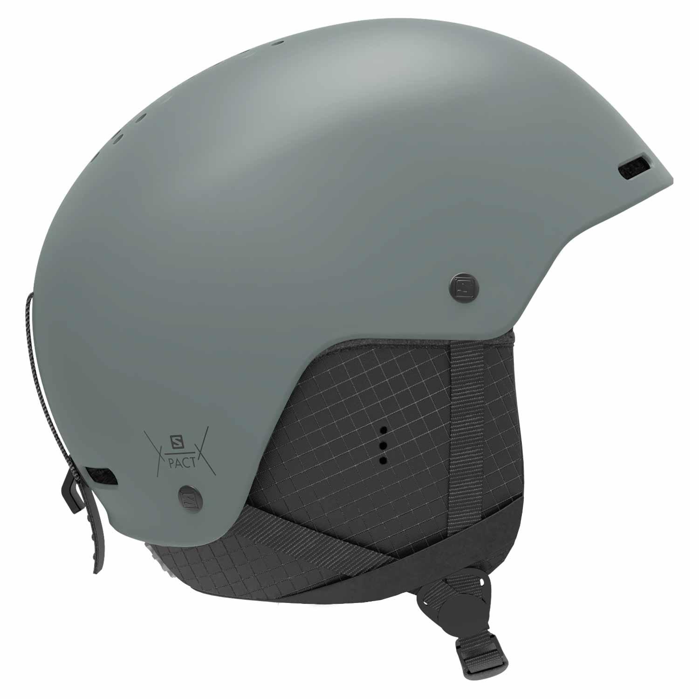 Salomon Pact Junior Helmet Stone 2020