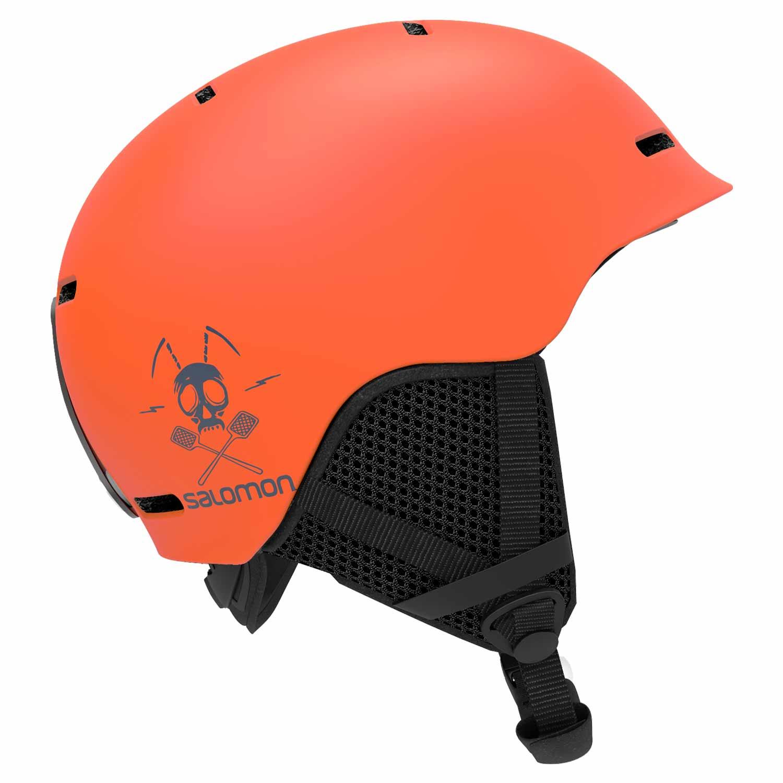 Salomon Grom Helmet Flame 2020