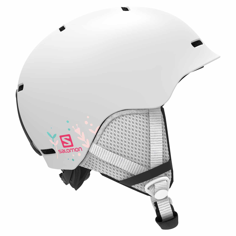 Salomon Grom Helmet White 2020