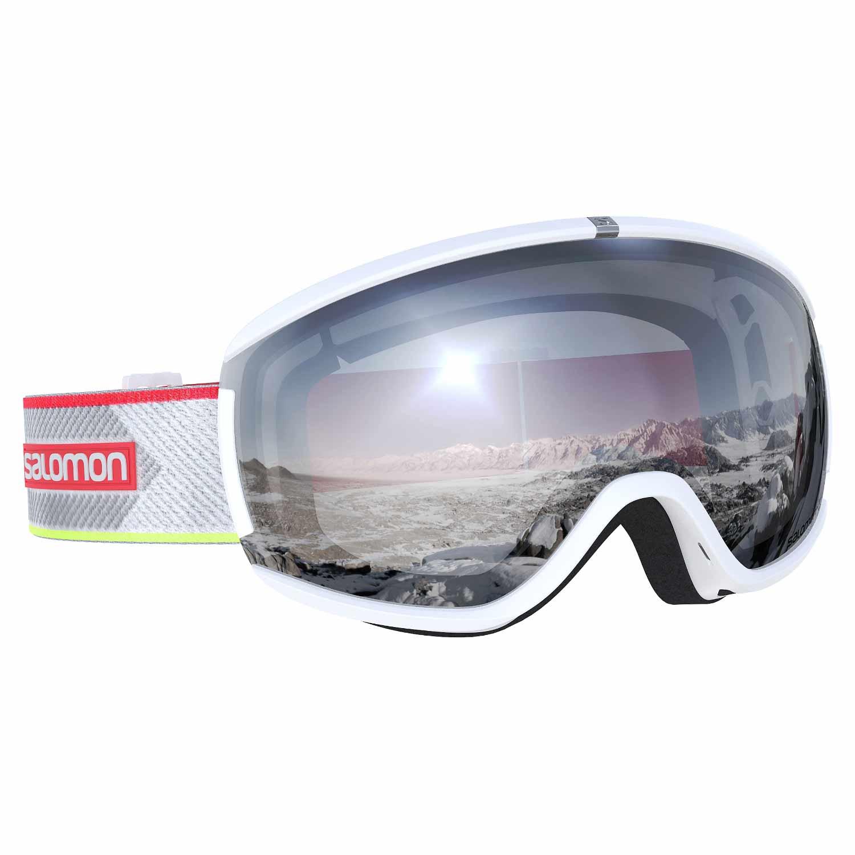 Salomon iVY Goggle White/Universal Super White Lens 2020
