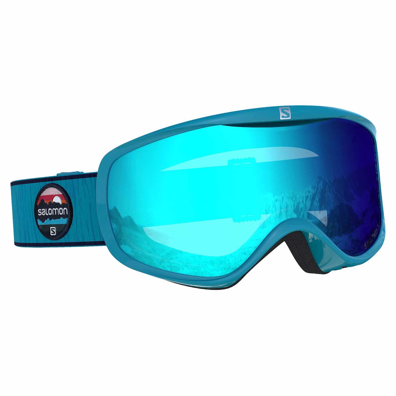 Salomon Sense Goggle Blue Bird/Universal Mid Blue Lens 2020