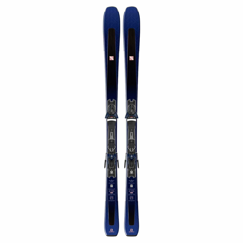 Salomon Aira 80 Ti Ski Z10 GW L80 Ski Binding 2020
