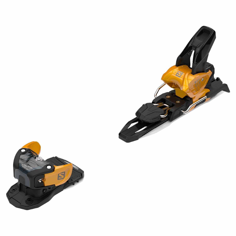 Salomon Warden MNC 11 Ski Binding Lemon/Chrome 2020