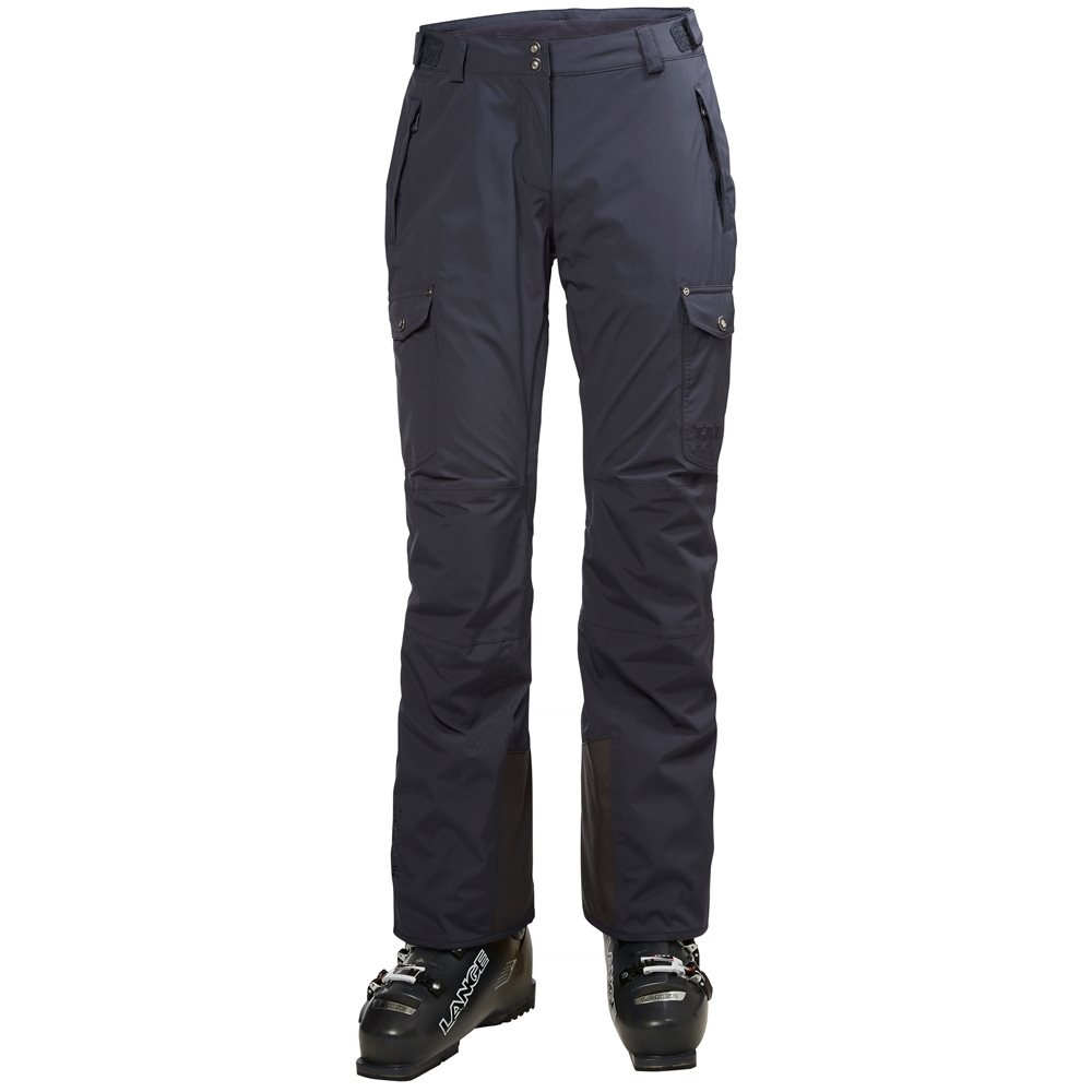 Helly Hansen Womens Switch Cargo Pant Graphite Blue 2018