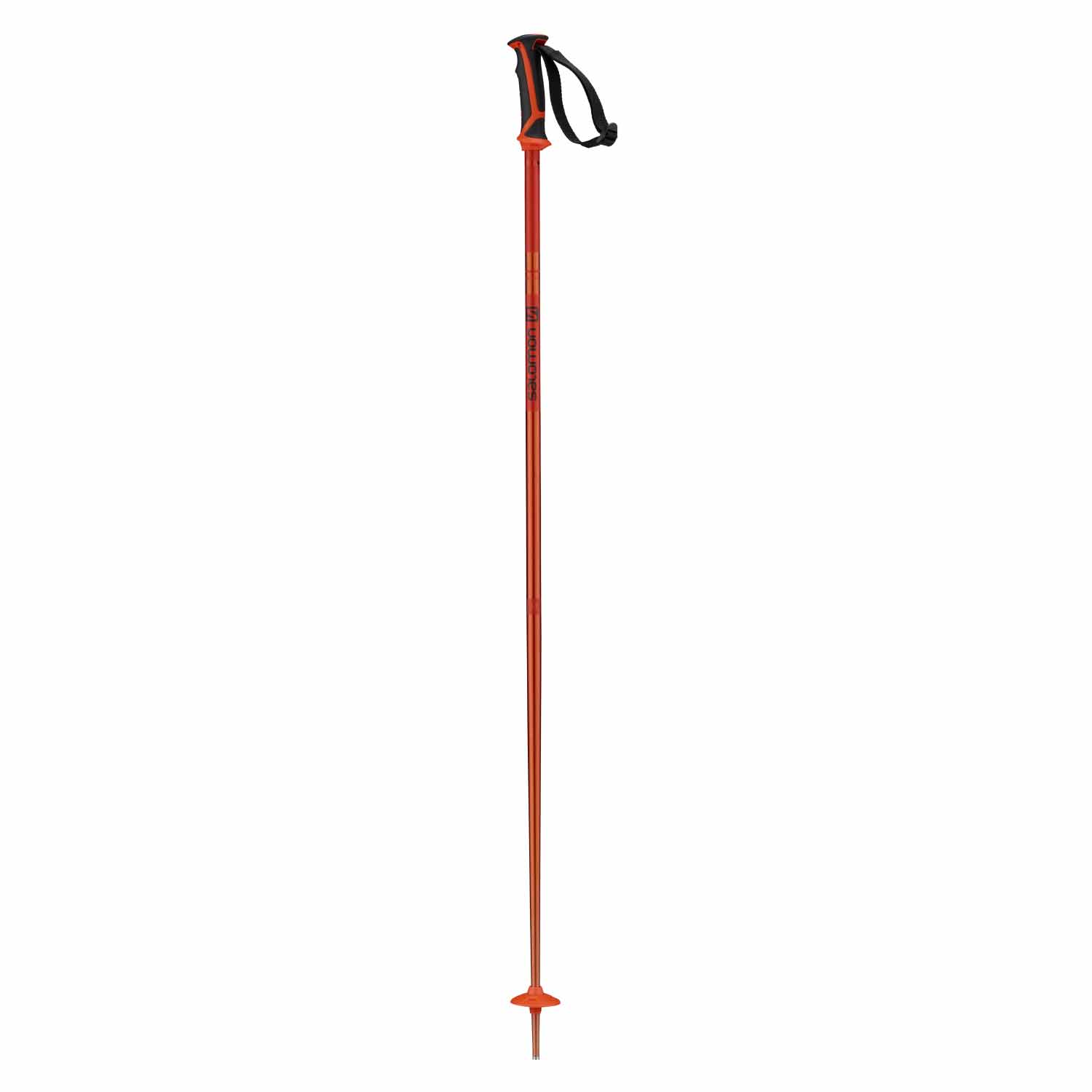 Salomon Arctic Ski Pole Orange 2020