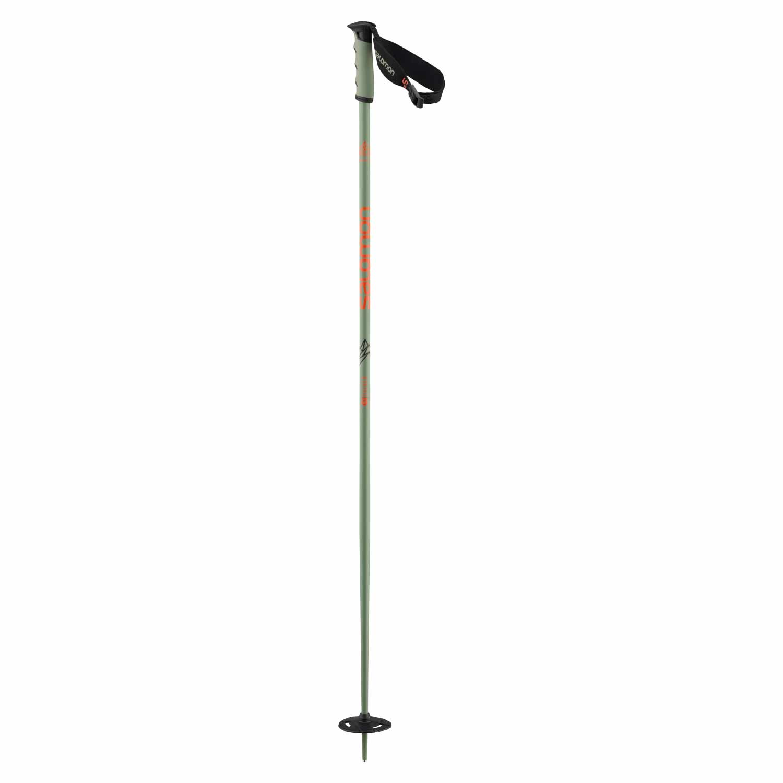 Salomon Hacker S3 Ski Pole Green 2020