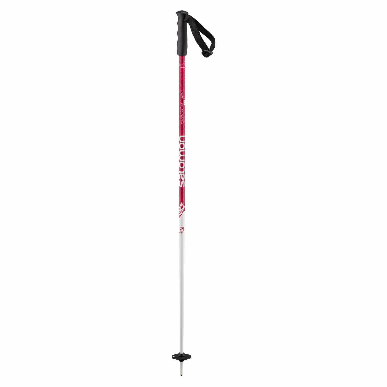 Salomon Brigade JR Ski Pole Pink 2020