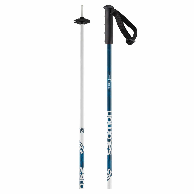 Salomon Brigade JR Ski Pole Blue 2020