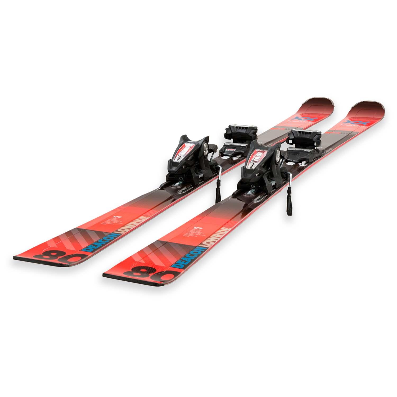 Volkl Deacon 80 Ski LowRide XL 13 FR Binding 2020