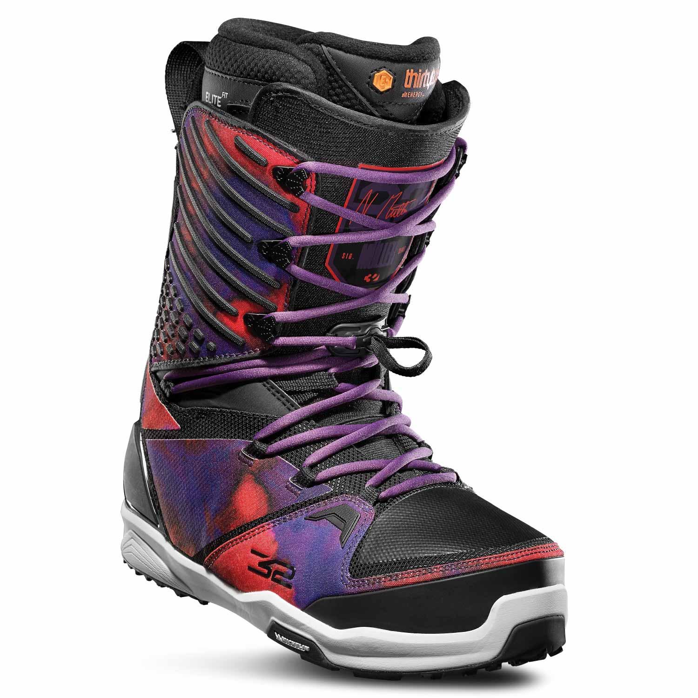 ThirtyTwo Mullair Snowboard Boot Tie Dye