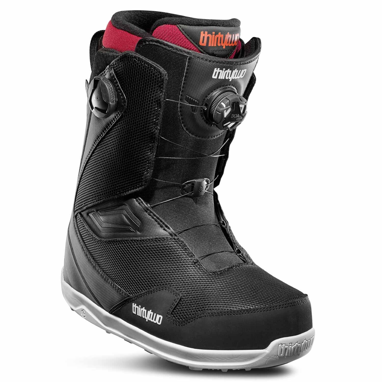 ThirtyTwo TM-2 Double BOA Snowboard Boot Black 2020
