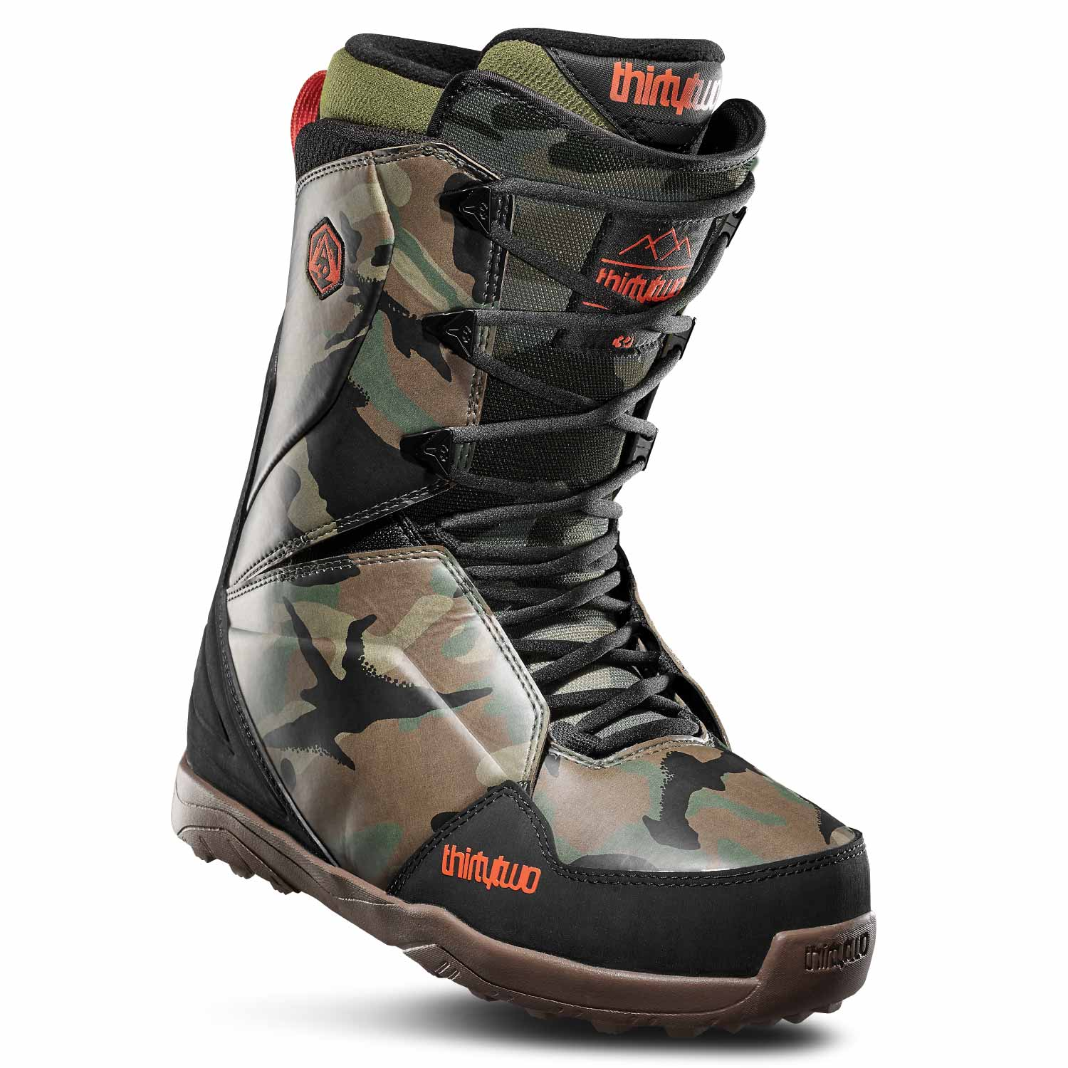 ThirtyTwo Lashed Snowboard Boot Camo 2020