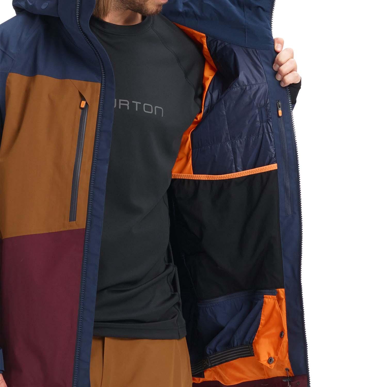 Burton AK Gore-Tex Swash Jacket Dress Blue/Monks Robe/Port Royal 2020