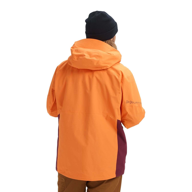 Burton AK Gore-Tex Cyclic Jacket Russet Orange 2020
