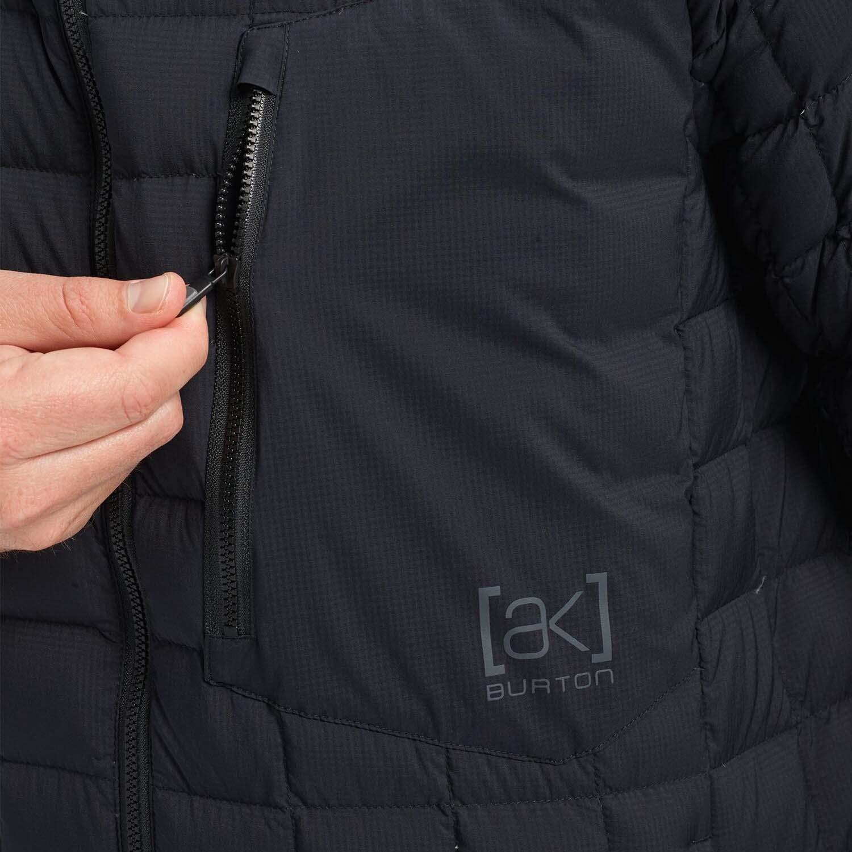Burton AK BK Lite Insulator Jacket True Black 2020