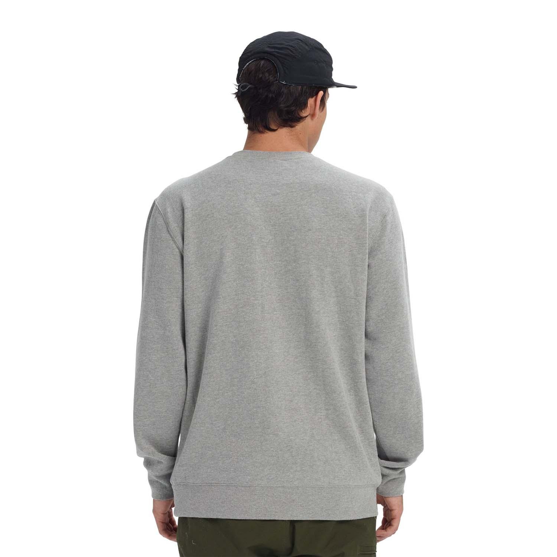 Burton BRTN Crew Sweatshirt Gray Heather 2020