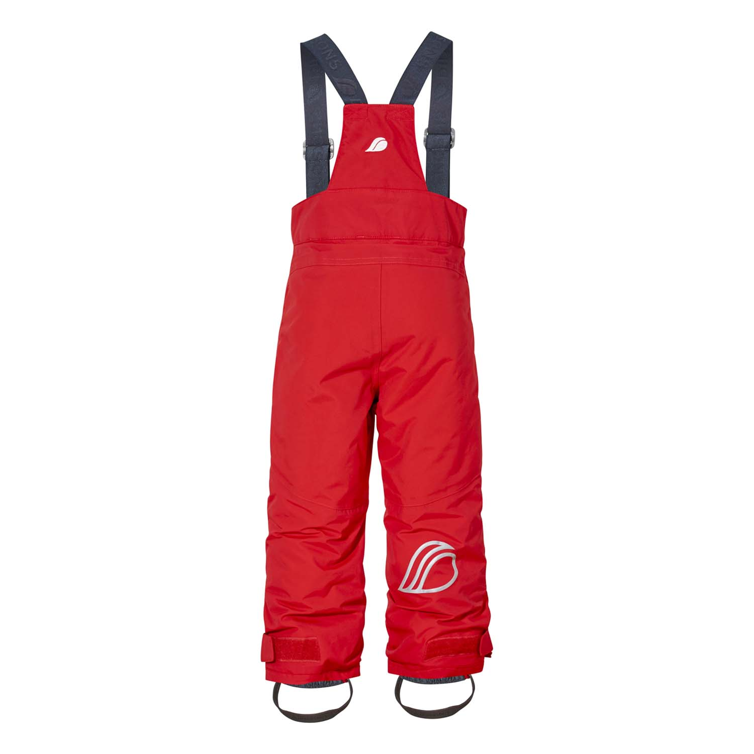 Didriksons Idre Kids Pant Chili Red 2020