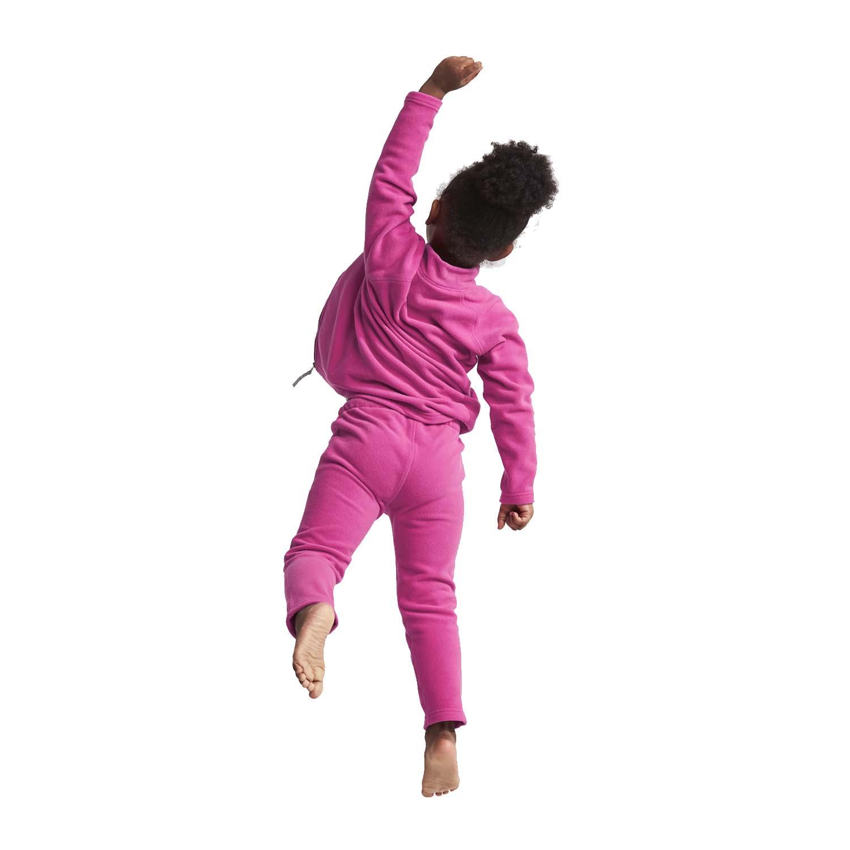 Didriksons Monte Kids Microfleece Plastic Pink 2020