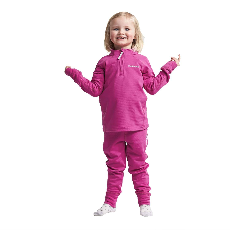 Didriksons Jadis Kids Set Plastic Pink 2020