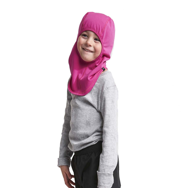 Didriksons Reva Kids Balaklava Plastic Pink 2020