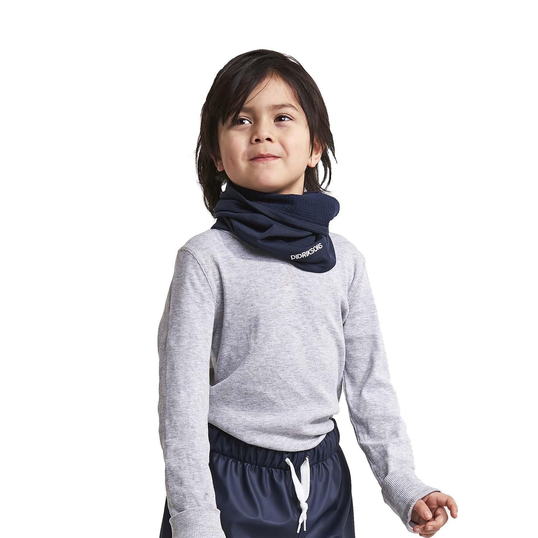 Didriksons Ruff Kids Neck Warmer Navy 2020