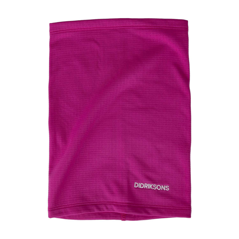 Didriksons Ruff Kids Neck Warmer Plastic Pink 2020