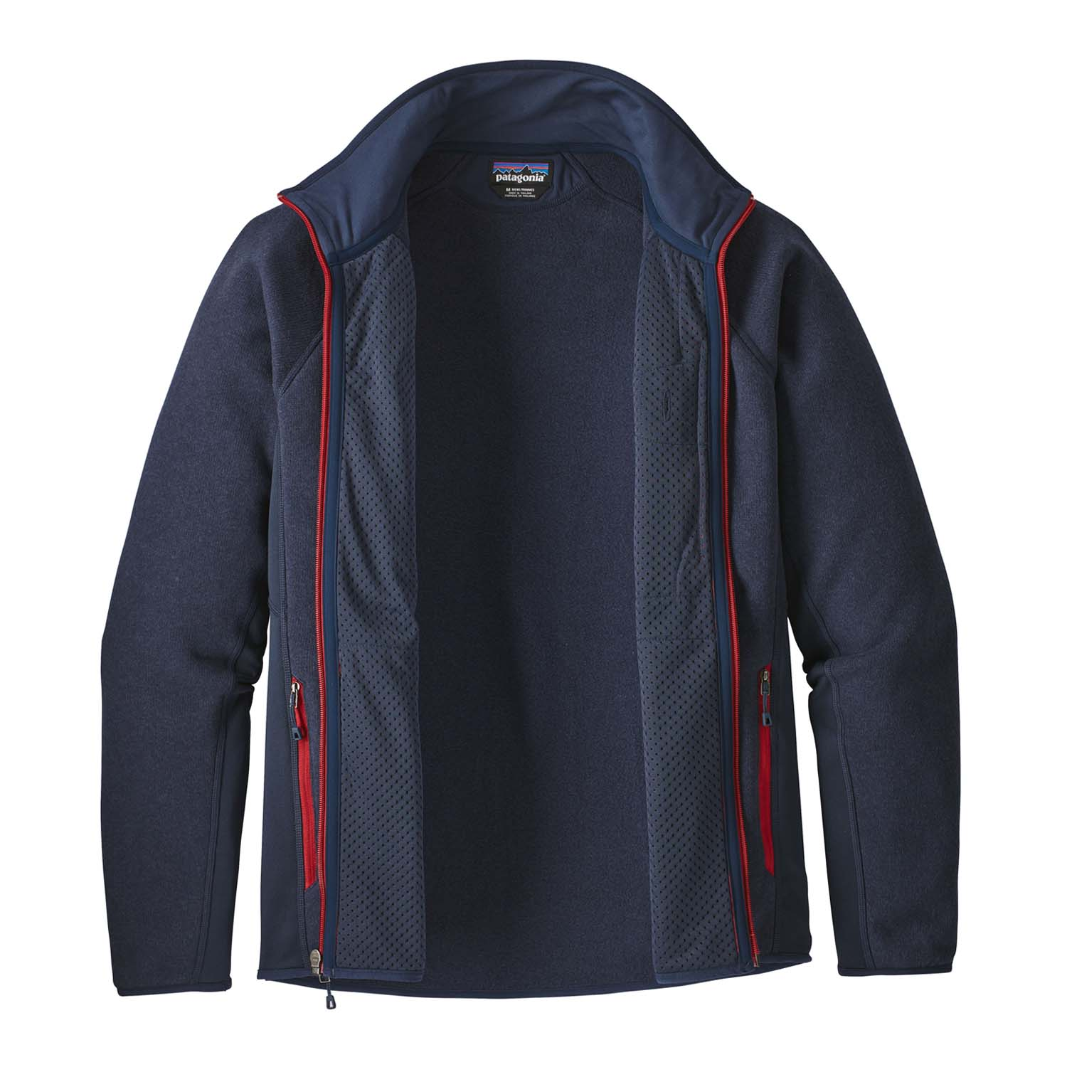 Patagonia Performance Better Sweater Fleece Navy Blue 2020