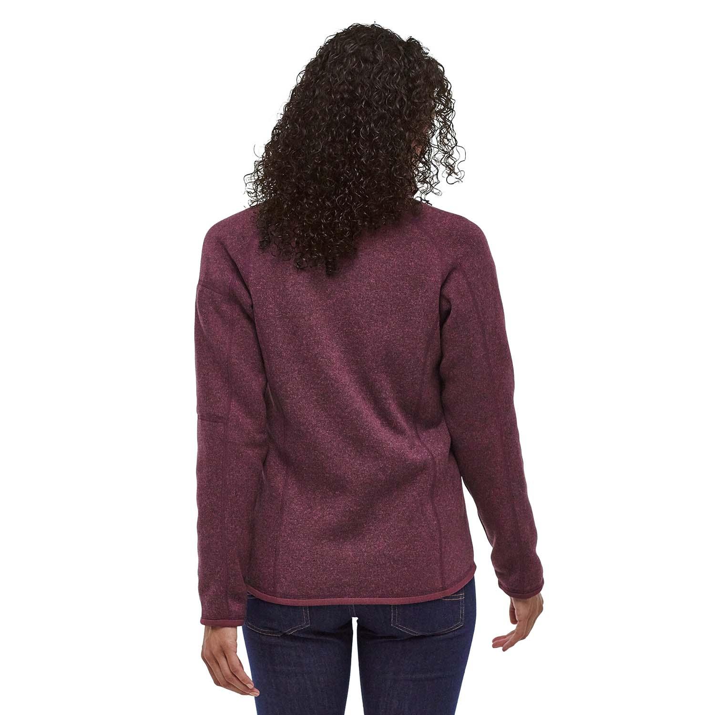 Patagonia Womens Better Sweater Jacket Light Balsamic 2020