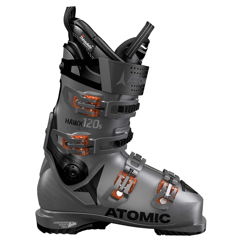 Atomic Hawx Ultra 120 S Ski Boot Anthracite/Black/Orange 2020