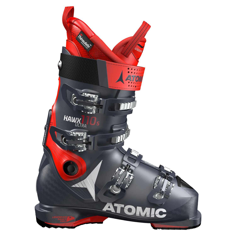 Atomic Hawx Ultra 110 S Ski Boot Dark Blue/Red 2020