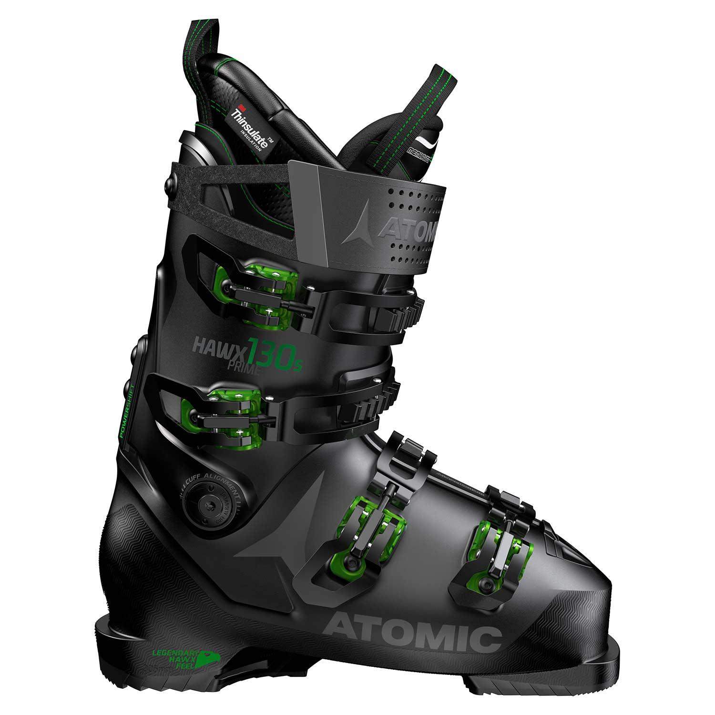 Atomic Hawx Prime 130 S Ski Boot Black/Green 2020