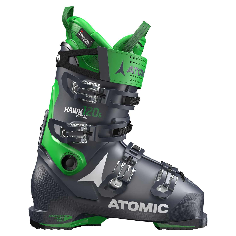 Atomic Hawx Prime 120 S Ski Boot Dark Blue/Green 2020