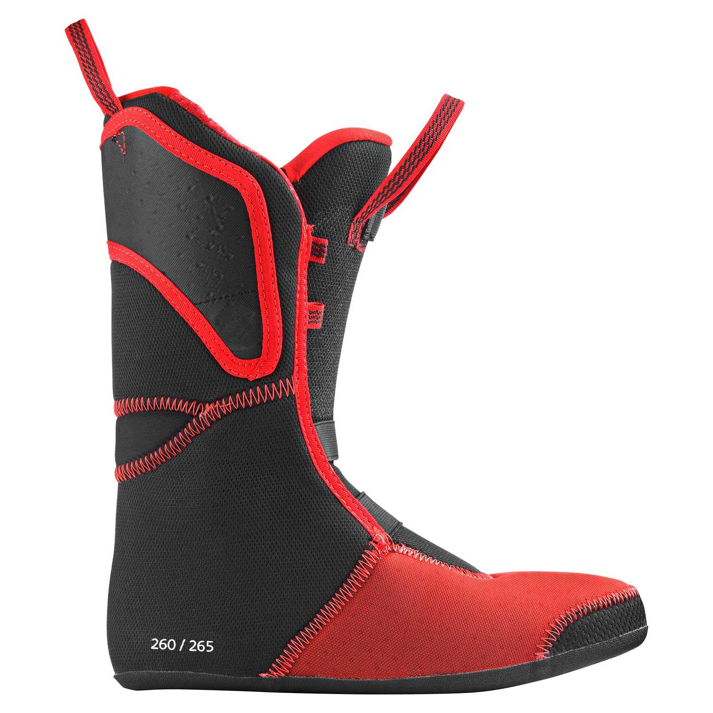 Atomic Backland Carbon Ski Boot Black/Red 2020