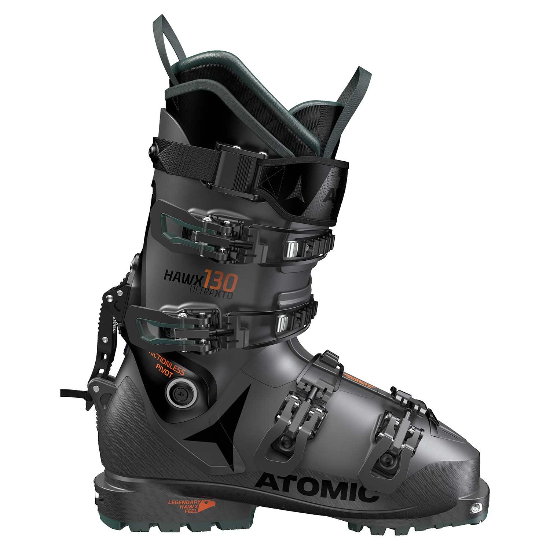 Atomic Hawx Ultra XTD 130 Ski Boot Anthracite/Green/Black 2020