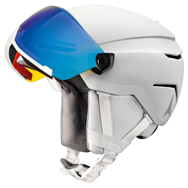 Atomic Savor Visor Stereo Helmet White 2020