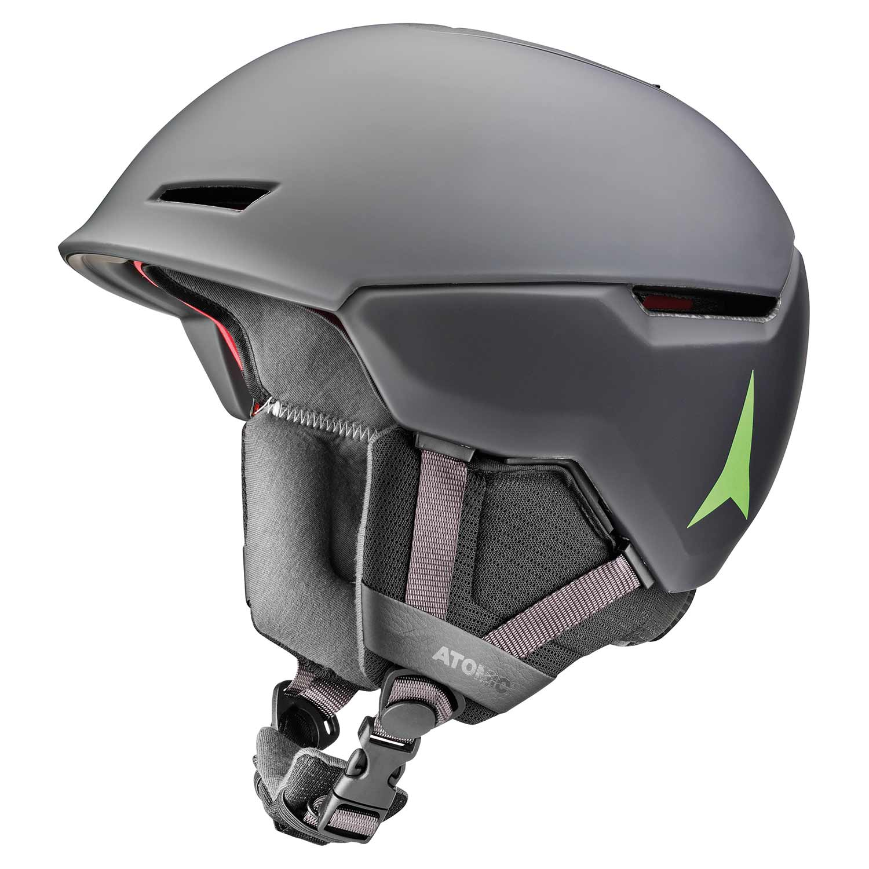 Atomic Revent+ LF Helmet Grey/Green 2020