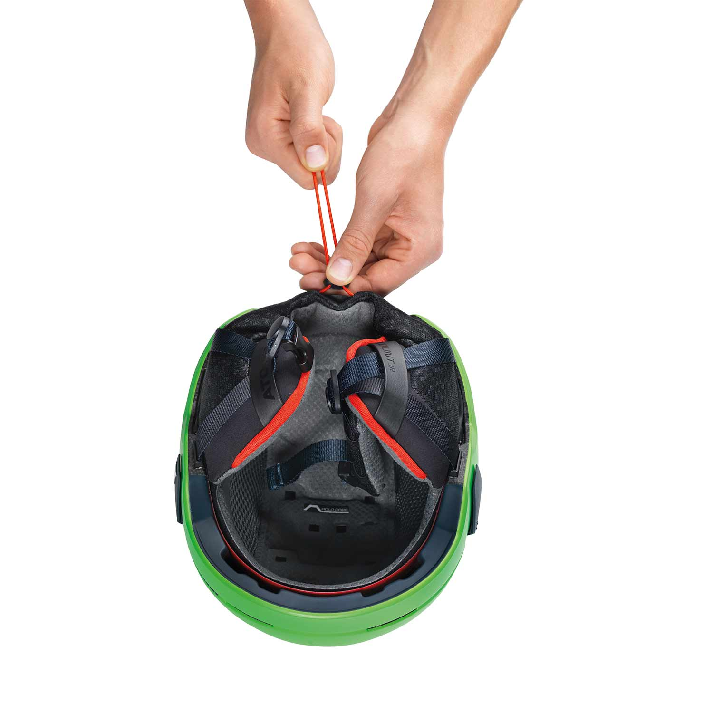 Atomic Count JR Helmet Green 2020