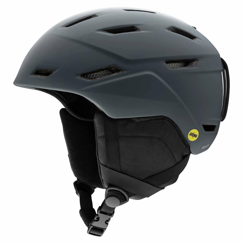 Smith Vantage M MIPS Helmet Matte Charcoal 2020